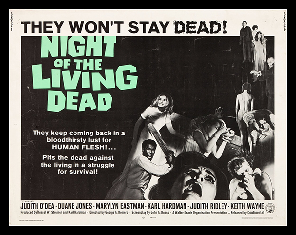 George A. Romero's Night of the Living Dead